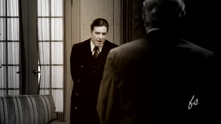 The Godfather - cry Michael Corleone