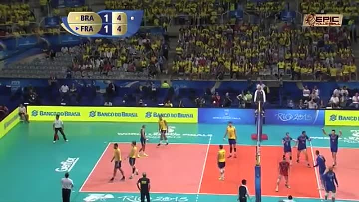 TOP 20 Crazy Actions By Earvin N'Gapeth.mp4