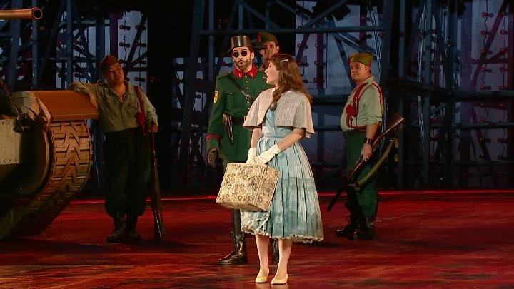 Бизе. КАРМЕН. Bizet Carmen 2013 Australian Opera 1080p BRRip X264 AC3 Unknown