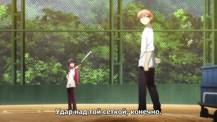 Ангельские Ритмы (Angel Beats!) 10 серия (2010) [Субтитры][AnimeDub.ru]