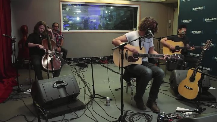 Chris Cornell _Nothing Compares 2 U_ Prince Cover Live @ SiriusXM __ Lithium [720p]