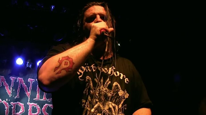 Cannibal Corpse - Scourge Of Iron - Montreal 2013