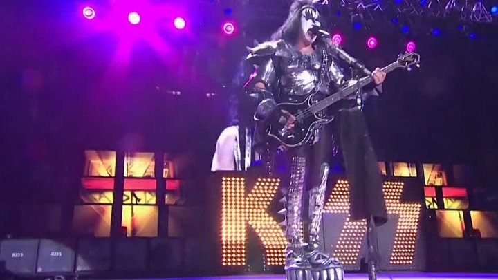 Kiss Live At Rock Am Ring (2010)