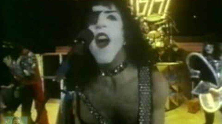 Kiss - I Was Made For Lovin' You (Version Original 1979) (Producciones Especiales Jose @ DJ Mix)