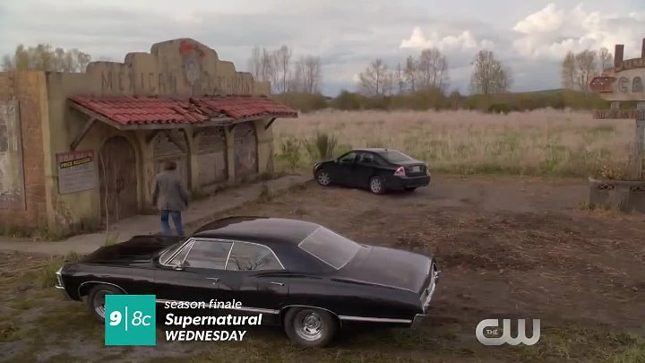 Supernatural 10x23 Extended Promo - My Brother's Keeper [HD] Season Finale \ сверхъестественное