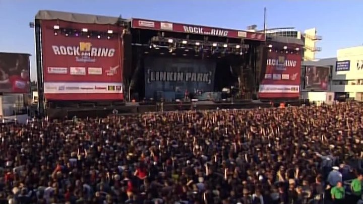 Linkin Park - A Place For My Head (Rock am Ring 2004)