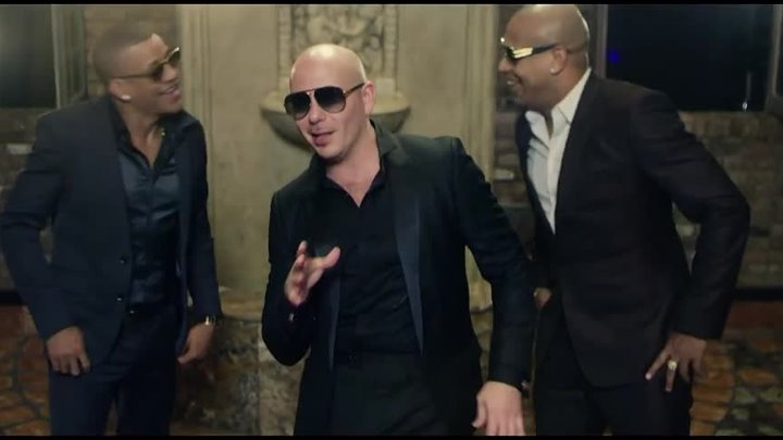 Pitbull ft. Gente De Zona - Piensas 【Music Video New 2015】 © BLACK ♫ MUSIC