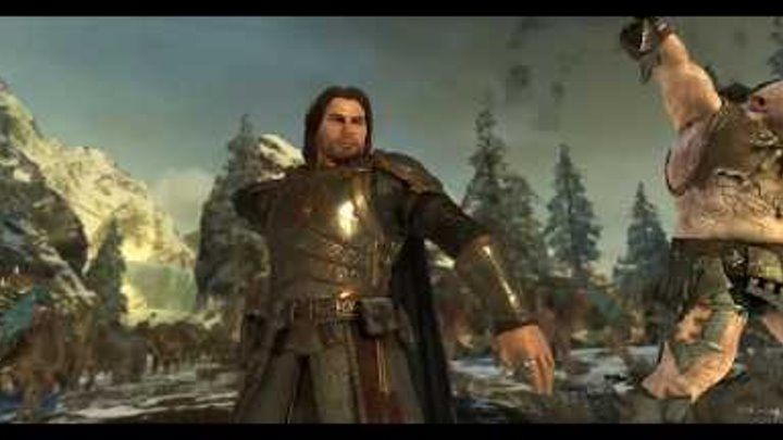 Middle Earth Shadow of War: The Eloquence of Talion's Army