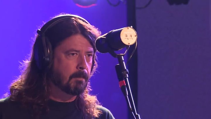 .Foo Fighters - Let There Be Rock.(2017).(РОК- АрХиВ Б).