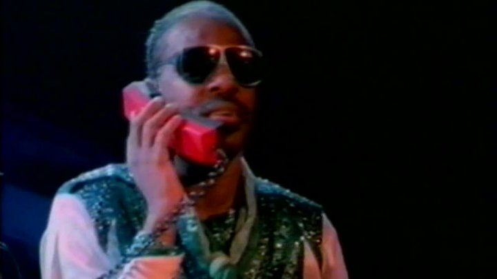 Stevie Wonder - I Just Called To Say I Love You - 1984 - Official Video - Full HD 1080p - Танцевальная Тусовка HD / Dance Party HD