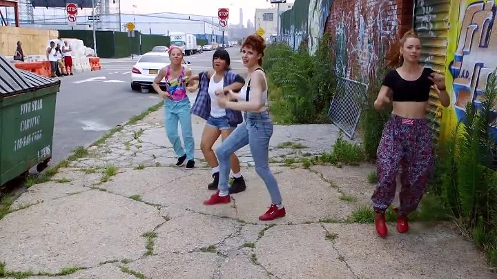 Kiesza - Hideaway (Official Video)