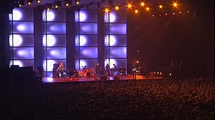A-HA live at vallhall homecoming 2001