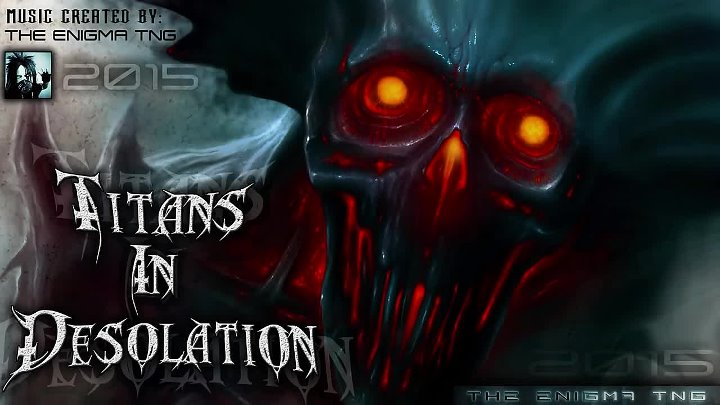 Industrial Metal - Titans In Desolation