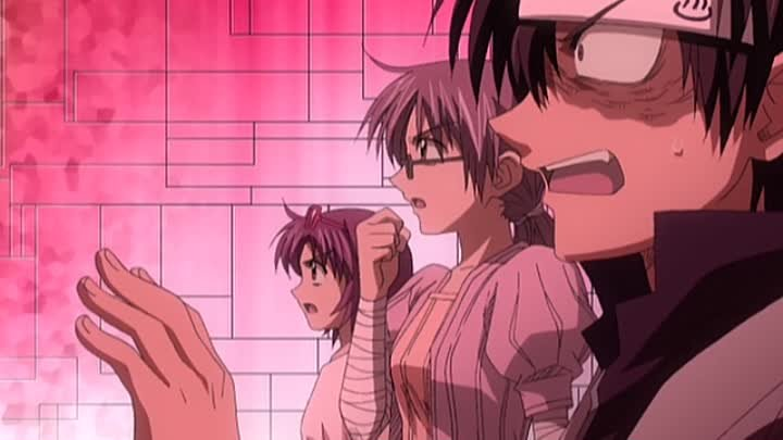 Закон Уэки (The Law of Ueki) 25 серия (2005) [ITLM][AnimeDub.ru]