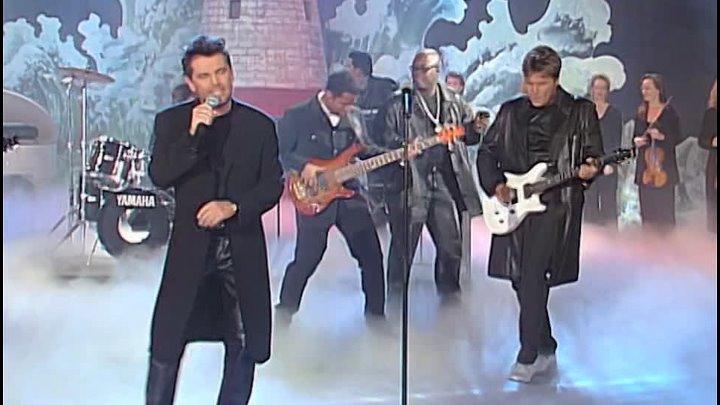 Modern Talking -You Are Not Alone (Wetten, dass... 20.02.1999)