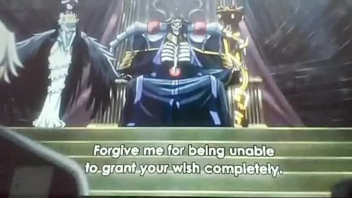 Overlord lll Anime Episode-1