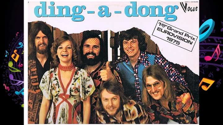 Teach In - Ding-A-Dong 1975