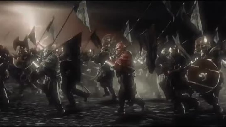 Amon Amarth-Father Of The Wolf / Official Video / Edited Version / Stereo HD