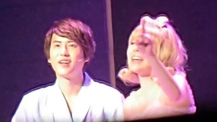 Kyuhyun & Sunny - Catch Me If You Can
