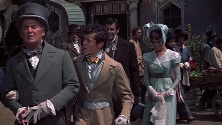 Война и мир / War and Peace (1956) [ENG]