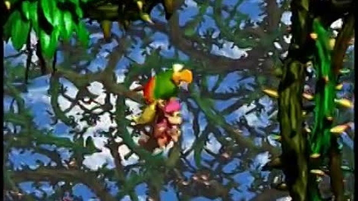 Donkey Kong Country 2_ Diddy's Kong Quest Video Walkthrough