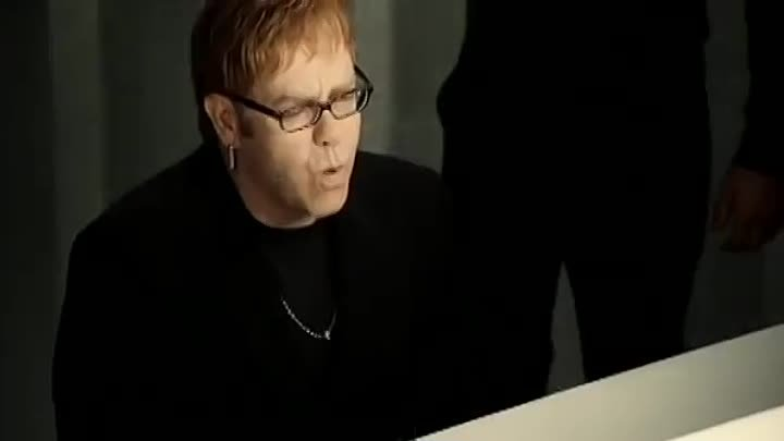 Elton John & Blue - Sorry seems to be the hardest word