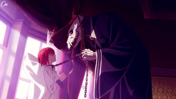 Mahoutsukai no Yome - Scars To Your Beautiful