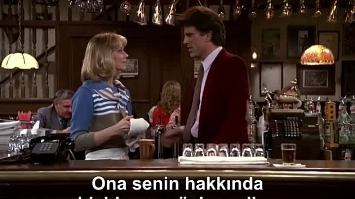 Cheers 2.Sezon 21.Bölüm Türkçe Altyazılı I'll Be Seeing You Part 1