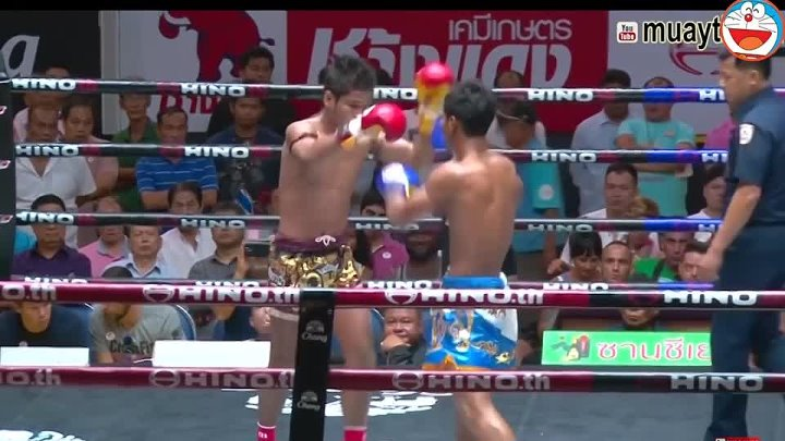 Muay thai knockouts elbows! - MUANGTHAI