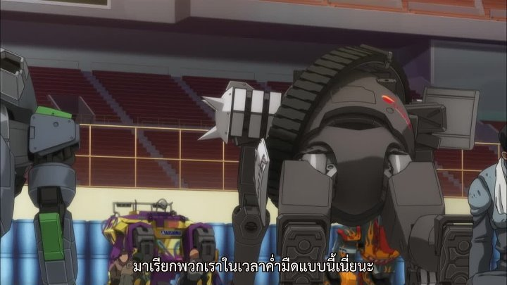 [Anime Cartoon Fs] Full Metal Panic! Invisible Victory - 08 [1080p]