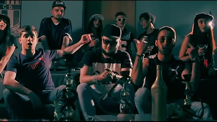 Don Seroj feat. 92 - NARGILLA 【Music Video New 2015】 © BLACK ♫ MUSIC