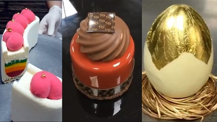 Top 25 Amazing Luxurious Cake Decorating and Designing | Best Chocolate Workers