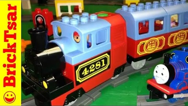 LEGO Duplo 10507 My First Train Set and 10506 Accessory Set Track System new 2013