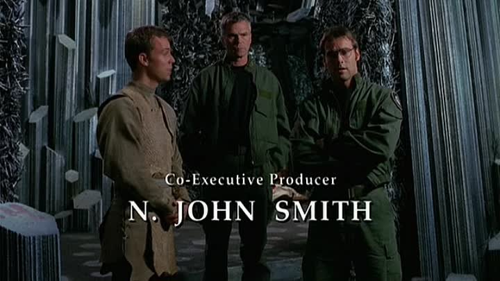Stargate SG-1 - [4x05] - Divide And Conquer