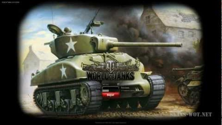 Музыка из Stalker для World of Tanks