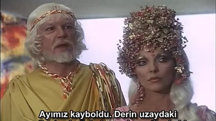 Uzay 1999 Space 1999 1.Sezon 9.Bölüm 1974 Mission of the Darians_arc