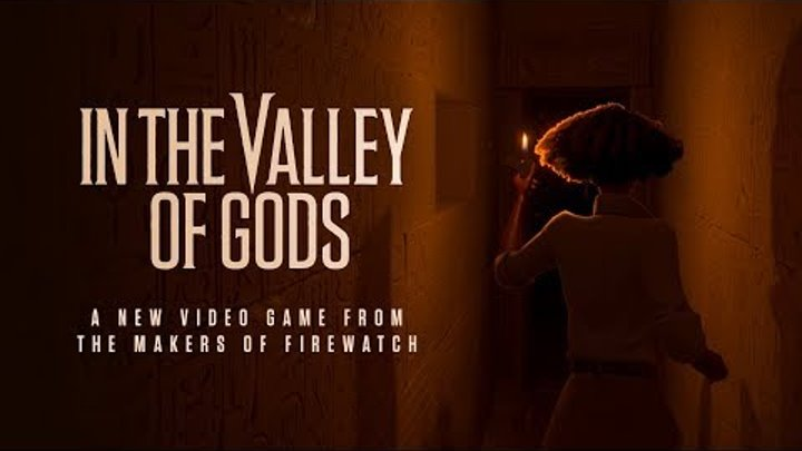 In the Valley of Gods Announcement Trailer