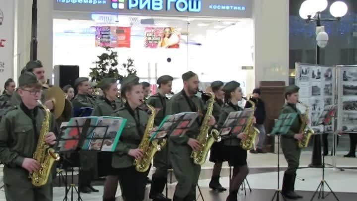 2018-05-05 Brass Band поппури