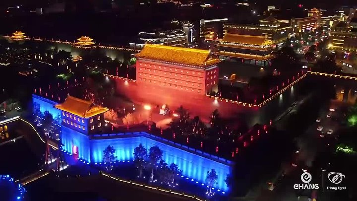 the Guinness World Record, Xi'an China