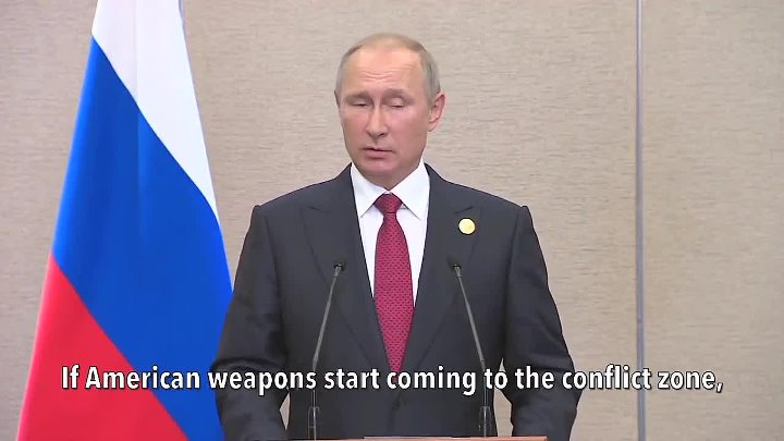 BREAKING_ Putin To Trump - I will arm your enemies if you send arms to mine