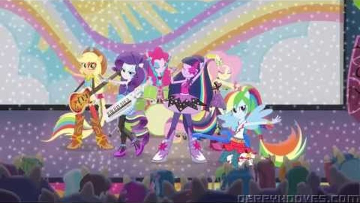 My Little Pony: Equestria Girls: Rainbow Rocks Preview Via Entertainment Weekly