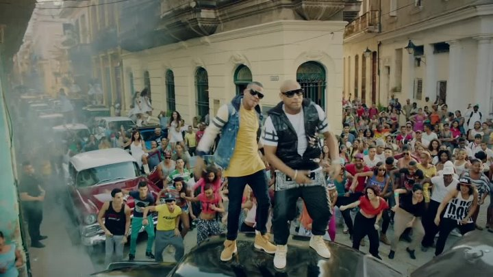 Gente De Zona ft. Marc Anthon - La Gozadera 【Music Video New 2015】 © BLACK ♫ MUSIC
