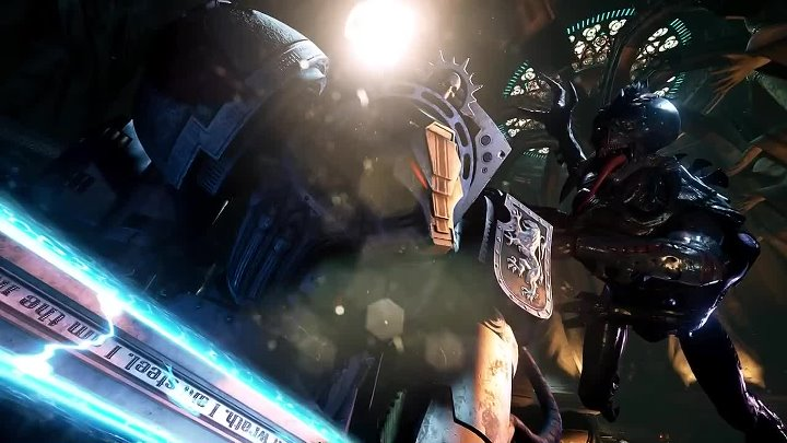 SPACE HULK- DEATHWING - 'RISE OF THE TERMINATORS' TRAILER