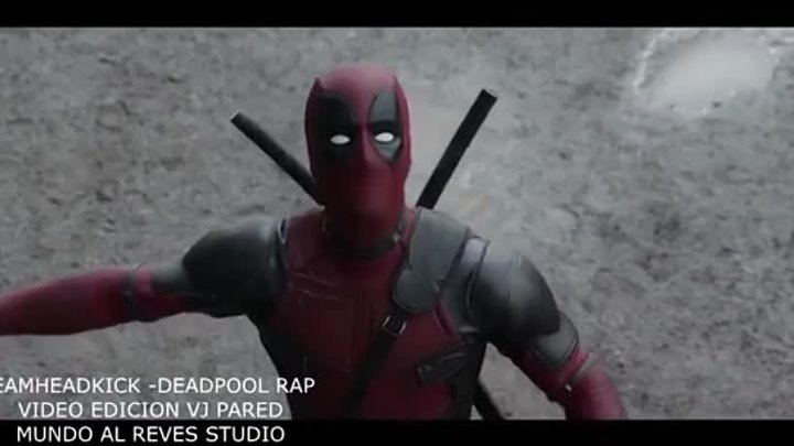 TEAMHEADKICK DEADPOOL RAP OST Дедпул