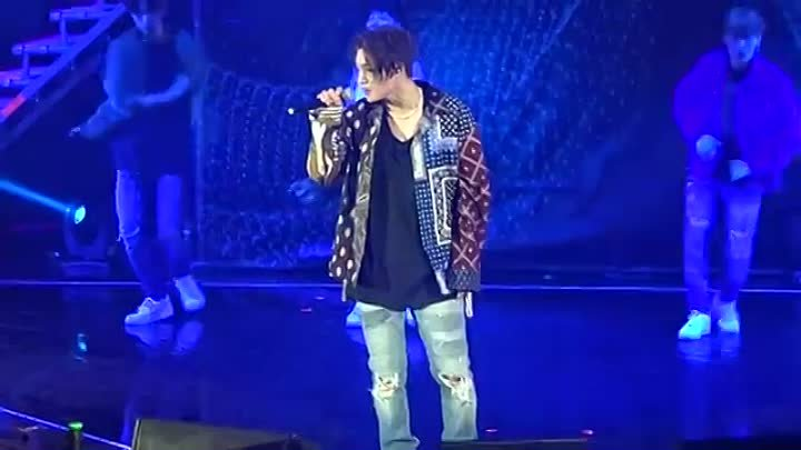 """20180223 """"It's Over"""" - Kim Hyun Joong in Mexico"""