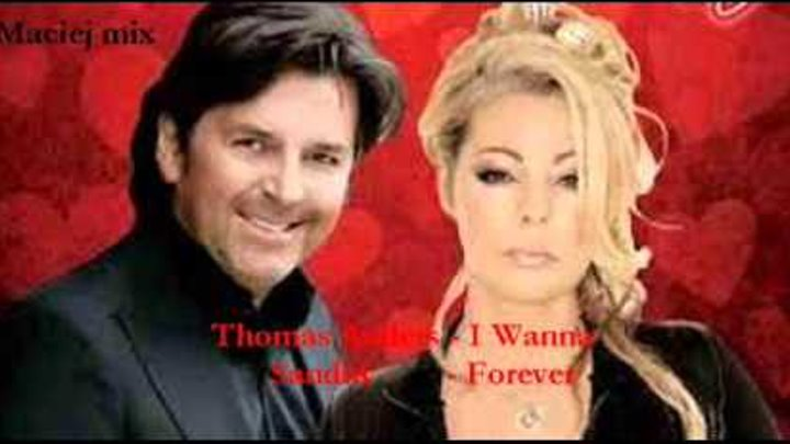 Thomas Anders & Sandra (Dj Maciej mix)
