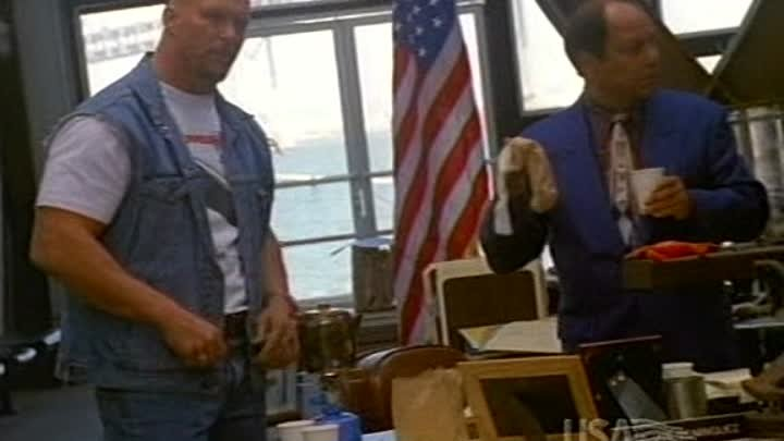 Детектив Нэш Бриджес (сериал) / Nash Bridges [1996] (s04.e24)