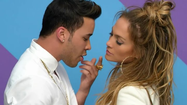 Prince Royce - Back It Up ft. Jennifer Lopez, Pitbull.