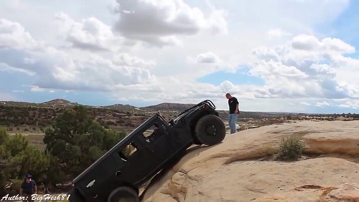 4x4 Hummer H1 - Best Time Offroad & The Rock & Mud_HD.mp4