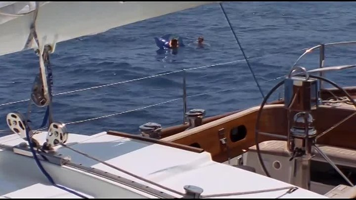 Открытое море 2 (Дрейф 2) - Open Water 2 Adrift [2006, Германия, триллер, драма, BDRip-AVC 1280x720p] Dub (2.36Gb)